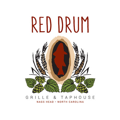 Red Drum Grille & Taphouse | Menu Design