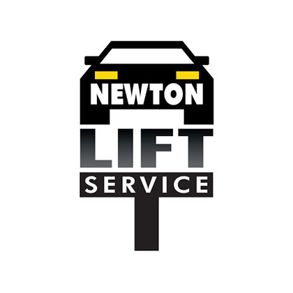 Newton's Lift Service | Post Card Mailer with Variable Data