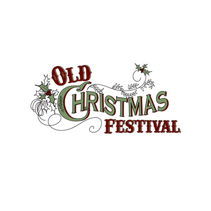 Old Christmas Festival | Event Post Card